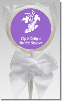 Grapes - Personalized Bridal Shower Lollipop Favors
