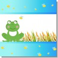 Froggy Baby Shower Theme thumbnail