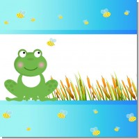 Froggy Baby Shower Theme