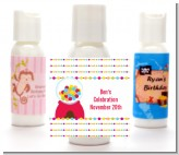 Gumball - Personalized Birthday Party Lotion Favors