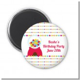 Gumball - Personalized Birthday Party Magnet Favors