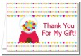 Gumball - Birthday Party Thank You Cards thumbnail