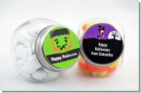 Halloween Party Candy Jars