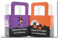Halloween Party Favor Boxes