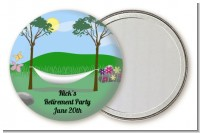 Hammock - Personalized Retirement Party Pocket Mirror Favors