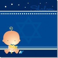Hanukkah Baby Shower Theme