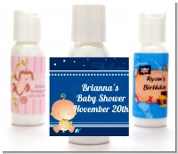 Hanukkah Baby - Personalized Baby Shower Lotion Favors