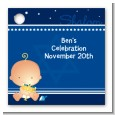 Hanukkah Baby - Personalized Baby Shower Card Stock Favor Tags thumbnail
