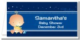 Hanukkah Baby - Personalized Baby Shower Place Cards