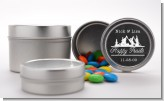 Happy Trails - Custom Bridal Shower Favor Tins