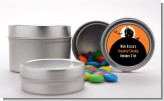 Haunted House - Custom Halloween Favor Tins