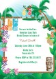 Hawaiian Luau - Bridal Shower Invitations thumbnail