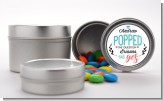 He Popped The Question - Custom Bridal Shower Favor Tins
