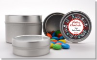 Holly Berries - Custom Christmas Favor Tins