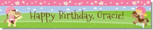 Horseback Riding - Personalized Birthday Party Banners