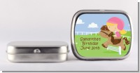 Horseback Riding - Personalized Birthday Party Mint Tins