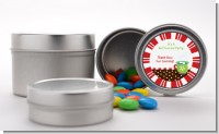 Hot Cocoa Party - Custom Christmas Favor Tins