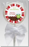 Hot Cocoa Party - Personalized Christmas Lollipop Favors