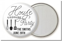 House Warming - Personalized Bridal Shower Pocket Mirror Favors