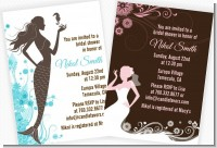 Bridal Shower Invitations and Wedding Invitations