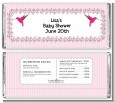 Hummingbird - Personalized Baby Shower Candy Bar Wrappers thumbnail