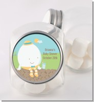 Humpty Dumpty - Personalized Baby Shower Candy Jar