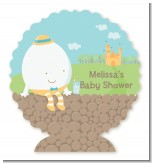 Humpty Dumpty - Personalized Baby Shower Centerpiece Stand