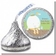 Humpty Dumpty - Hershey Kiss Baby Shower Sticker Labels thumbnail