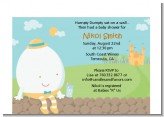 Humpty Dumpty - Baby Shower Petite Invitations