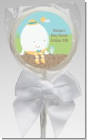Humpty Dumpty - Personalized Baby Shower Lollipop Favors