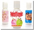 Ice Cream - Personalized Birthday Party Lotion Favors thumbnail