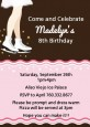 Ice Skating - Birthday Party Invitations thumbnail
