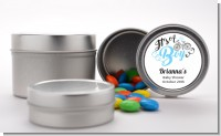 It's A Boy - Custom Baby Shower Favor Tins