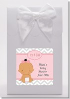 It's A Girl Chevron Hispanic - Baby Shower Goodie Bags
