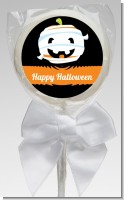 Jack O Lantern Mummy - Personalized Halloween Lollipop Favors