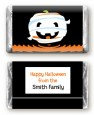 Jack O Lantern Mummy - Personalized Halloween Mini Candy Bar Wrappers thumbnail