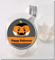 Jack O Lantern Vampire - Personalized Halloween Candy Jar