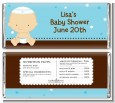 Jewish Baby Boy - Personalized Baby Shower Candy Bar Wrappers thumbnail
