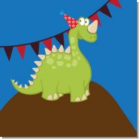 Dinosaur Birthday Party Theme