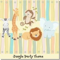 Jungle Party Birthday Party Theme