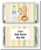 Jungle Safari Party - Personalized Baby Shower Mini Candy Bar Wrappers