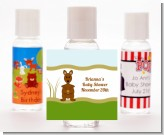 Kangaroo - Personalized Baby Shower Hand Sanitizers Favors