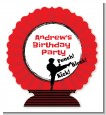 Karate Kid - Personalized Birthday Party Centerpiece Stand thumbnail