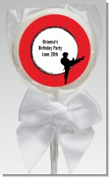 Karate Kid - Personalized Birthday Party Lollipop Favors