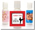 Karate Kid - Personalized Birthday Party Lotion Favors thumbnail