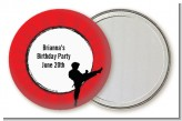 Karate Kid - Personalized Birthday Party Pocket Mirror Favors