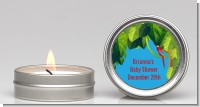 King of the Jungle Safari - Baby Shower Candle Favors