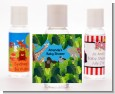King of the Jungle Safari - Personalized Baby Shower Hand Sanitizers Favors thumbnail