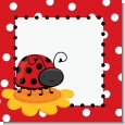 Modern Ladybug Red Baby Shower Theme thumbnail