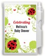 Ladybug - Baby Shower Personalized Notebook Favor thumbnail